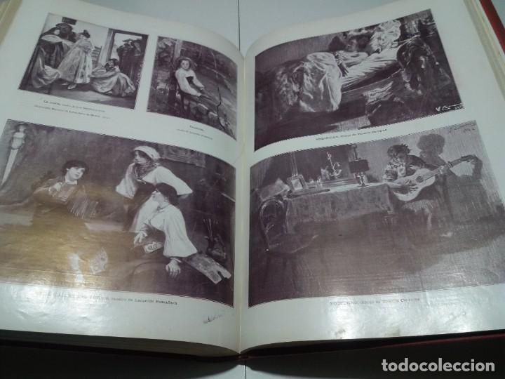 Libros antiguos: FABULOSO Y EXCEPCIONAL LIBRO ILUSTRACION ARTISTICA 110 AÑOS MONUMENTAL 40 cm - Foto 279 - 240999385