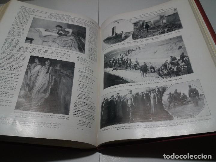 Libros antiguos: FABULOSO Y EXCEPCIONAL LIBRO ILUSTRACION ARTISTICA 110 AÑOS MONUMENTAL 40 cm - Foto 281 - 240999385
