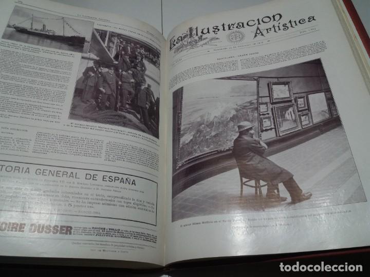 Libros antiguos: FABULOSO Y EXCEPCIONAL LIBRO ILUSTRACION ARTISTICA 110 AÑOS MONUMENTAL 40 cm - Foto 285 - 240999385