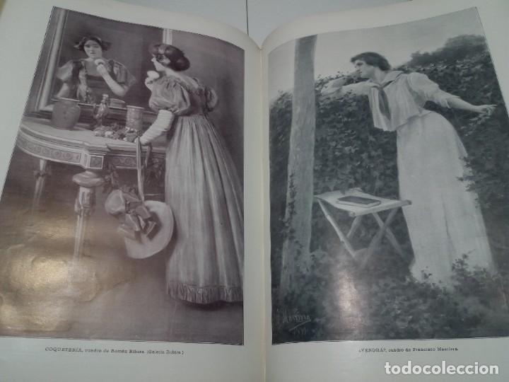 Libros antiguos: FABULOSO Y EXCEPCIONAL LIBRO ILUSTRACION ARTISTICA 110 AÑOS MONUMENTAL 40 cm - Foto 289 - 240999385