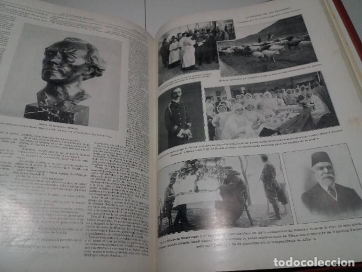 Libros antiguos: FABULOSO Y EXCEPCIONAL LIBRO ILUSTRACION ARTISTICA 110 AÑOS MONUMENTAL 40 cm - Foto 293 - 240999385