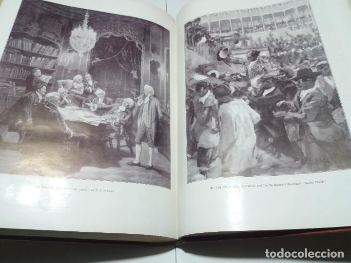 Libros antiguos: FABULOSO Y EXCEPCIONAL LIBRO ILUSTRACION ARTISTICA 110 AÑOS MONUMENTAL 40 cm - Foto 295 - 240999385
