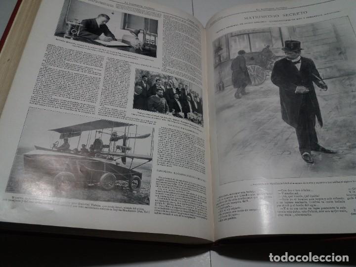 Libros antiguos: FABULOSO Y EXCEPCIONAL LIBRO ILUSTRACION ARTISTICA 110 AÑOS MONUMENTAL 40 cm - Foto 296 - 240999385