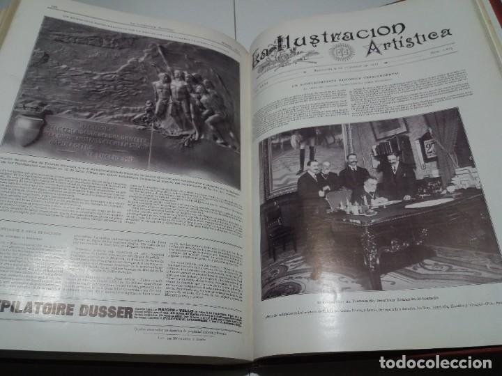 Libros antiguos: FABULOSO Y EXCEPCIONAL LIBRO ILUSTRACION ARTISTICA 110 AÑOS MONUMENTAL 40 cm - Foto 297 - 240999385