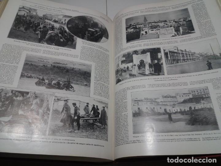 Libros antiguos: FABULOSO Y EXCEPCIONAL LIBRO ILUSTRACION ARTISTICA 110 AÑOS MONUMENTAL 40 cm - Foto 299 - 240999385