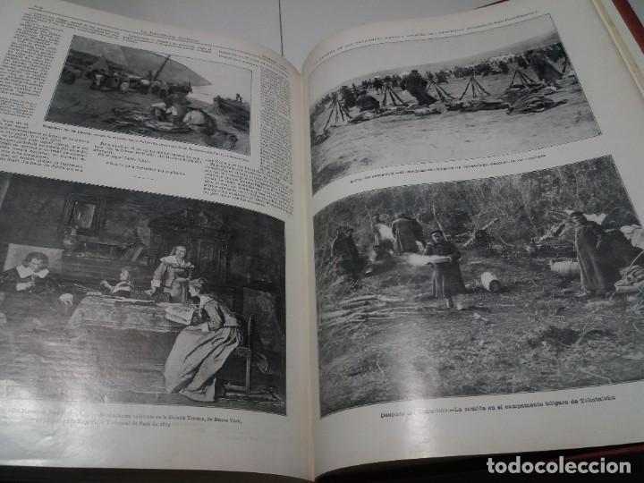 Libros antiguos: FABULOSO Y EXCEPCIONAL LIBRO ILUSTRACION ARTISTICA 110 AÑOS MONUMENTAL 40 cm - Foto 303 - 240999385