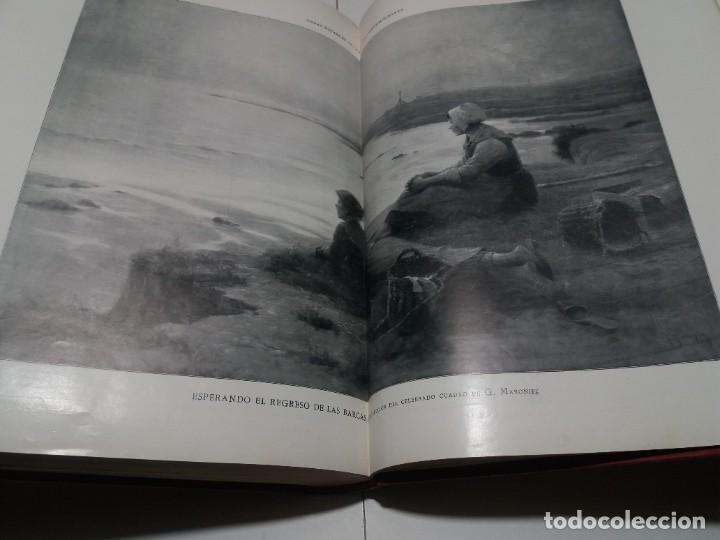 Libros antiguos: FABULOSO Y EXCEPCIONAL LIBRO ILUSTRACION ARTISTICA 110 AÑOS MONUMENTAL 40 cm - Foto 305 - 240999385