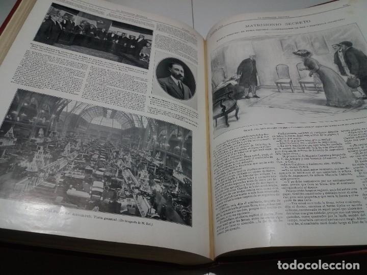 Libros antiguos: FABULOSO Y EXCEPCIONAL LIBRO ILUSTRACION ARTISTICA 110 AÑOS MONUMENTAL 40 cm - Foto 306 - 240999385