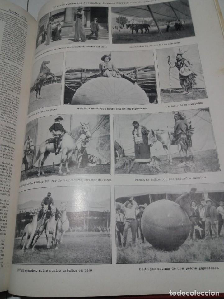 Libros antiguos: FABULOSO Y EXCEPCIONAL LIBRO ILUSTRACION ARTISTICA 110 AÑOS MONUMENTAL 40 cm - Foto 310 - 240999385