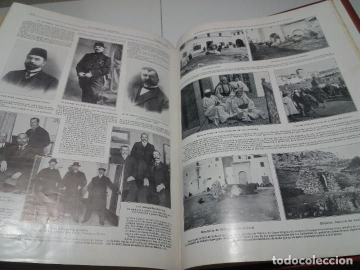 Libros antiguos: FABULOSO Y EXCEPCIONAL LIBRO ILUSTRACION ARTISTICA 110 AÑOS MONUMENTAL 40 cm - Foto 311 - 240999385