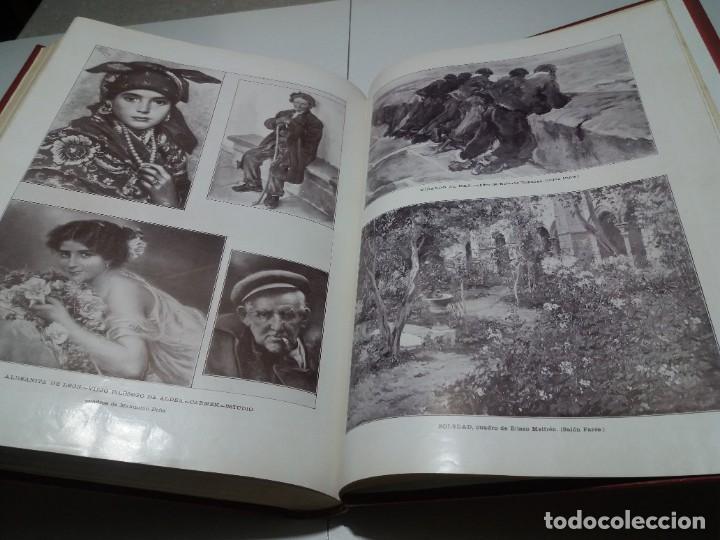 Libros antiguos: FABULOSO Y EXCEPCIONAL LIBRO ILUSTRACION ARTISTICA 110 AÑOS MONUMENTAL 40 cm - Foto 312 - 240999385