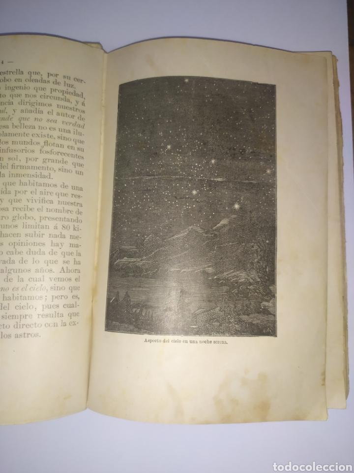 Libros antiguos: Las Maravillas del Cielo S. Calleja. Madre 1901 - Foto 3 - 241118795