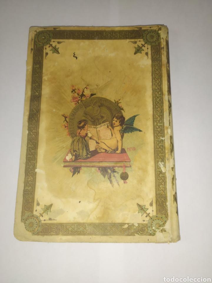 Libros antiguos: Las Maravillas del Cielo S. Calleja. Madre 1901 - Foto 5 - 241118795