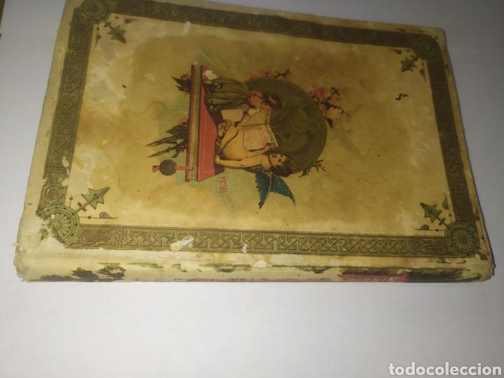 Libros antiguos: Las Maravillas del Cielo S. Calleja. Madre 1901 - Foto 6 - 241118795