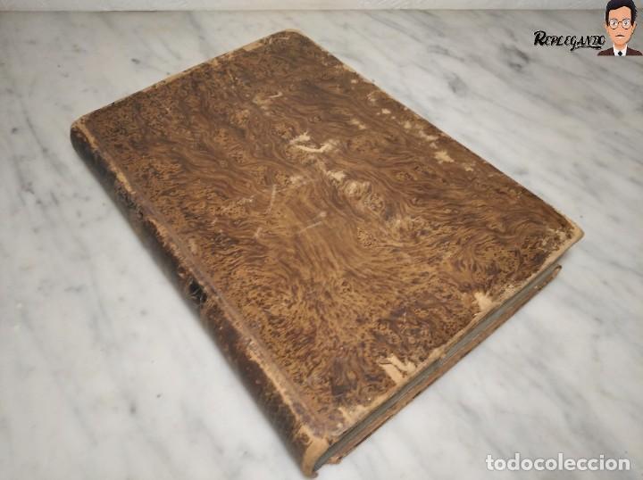 Libros antiguos: ÁLBUM PINTORESCO UNIVERSAL (1842) TOMO PRIMERO - SIGLO XIX - EDITOR FRANCISCO OLIVA - BARCELONA - Foto 7 - 241730585