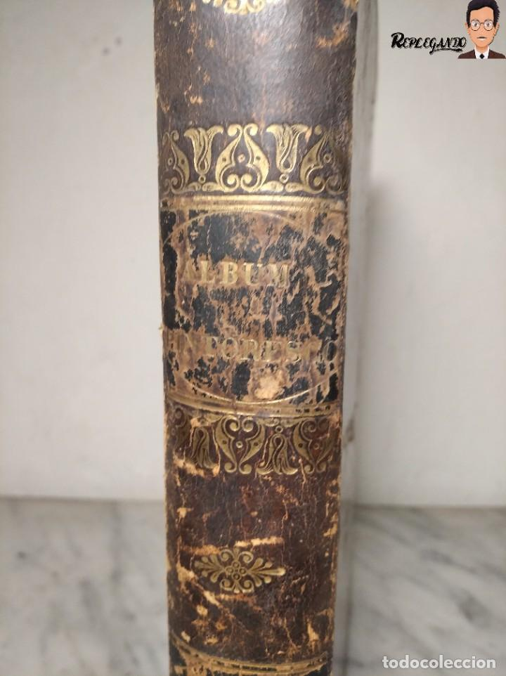 Libros antiguos: ÁLBUM PINTORESCO UNIVERSAL (1842) TOMO PRIMERO - SIGLO XIX - EDITOR FRANCISCO OLIVA - BARCELONA - Foto 9 - 241730585