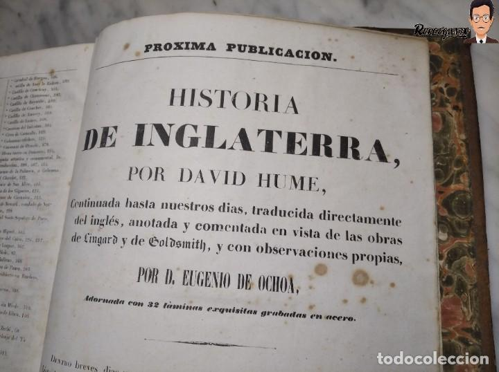 Libros antiguos: ÁLBUM PINTORESCO UNIVERSAL (1842) TOMO PRIMERO - SIGLO XIX - EDITOR FRANCISCO OLIVA - BARCELONA - Foto 11 - 241730585