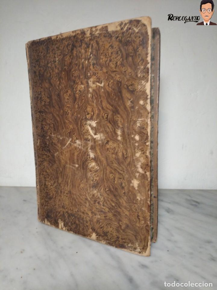 Libros antiguos: ÁLBUM PINTORESCO UNIVERSAL (1842) TOMO PRIMERO - SIGLO XIX - EDITOR FRANCISCO OLIVA - BARCELONA - Foto 14 - 241730585