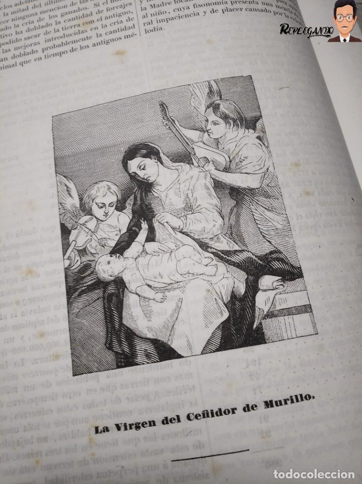 Libros antiguos: ÁLBUM PINTORESCO UNIVERSAL (1842) TOMO PRIMERO - SIGLO XIX - EDITOR FRANCISCO OLIVA - BARCELONA - Foto 20 - 241730585