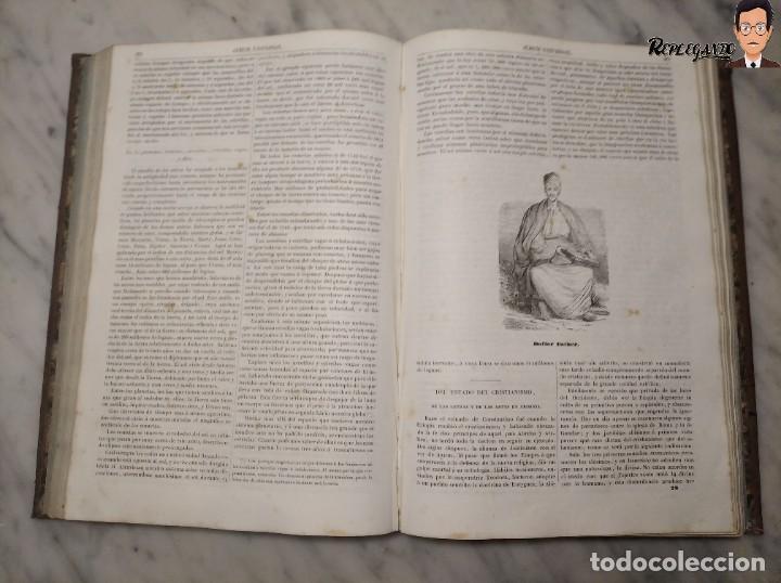 Libros antiguos: ÁLBUM PINTORESCO UNIVERSAL (1842) TOMO PRIMERO - SIGLO XIX - EDITOR FRANCISCO OLIVA - BARCELONA - Foto 23 - 241730585
