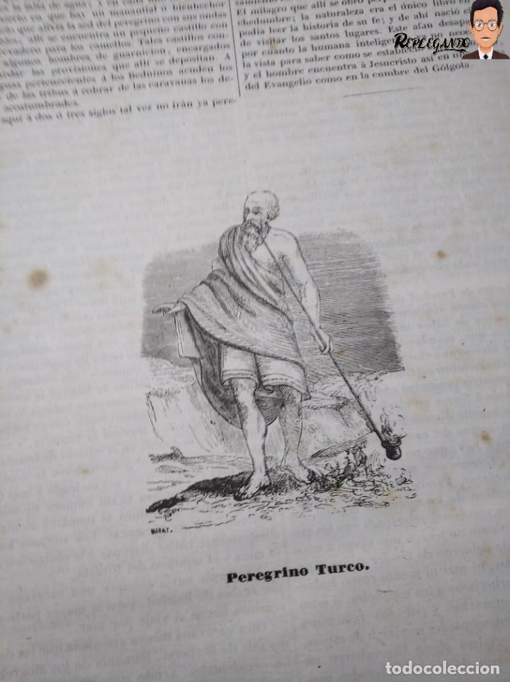 Libros antiguos: ÁLBUM PINTORESCO UNIVERSAL (1842) TOMO PRIMERO - SIGLO XIX - EDITOR FRANCISCO OLIVA - BARCELONA - Foto 30 - 241730585