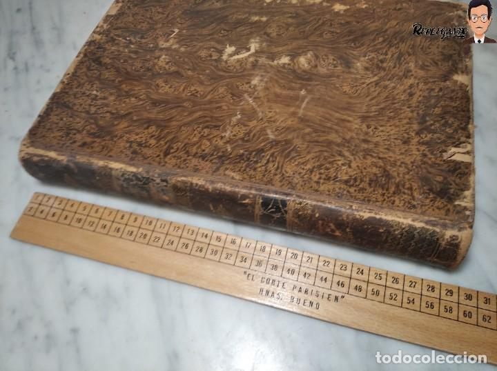 Libros antiguos: ÁLBUM PINTORESCO UNIVERSAL (1842) TOMO PRIMERO - SIGLO XIX - EDITOR FRANCISCO OLIVA - BARCELONA - Foto 33 - 241730585