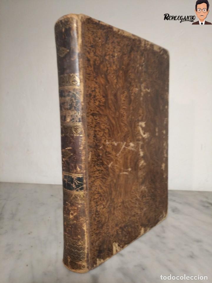Libros antiguos: ÁLBUM PINTORESCO UNIVERSAL (1842) TOMO PRIMERO - SIGLO XIX - EDITOR FRANCISCO OLIVA - BARCELONA - Foto 34 - 241730585