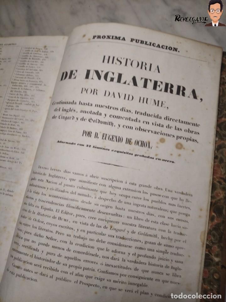 Libros antiguos: ÁLBUM PINTORESCO UNIVERSAL (1842) TOMO PRIMERO - SIGLO XIX - EDITOR FRANCISCO OLIVA - BARCELONA - Foto 36 - 241730585