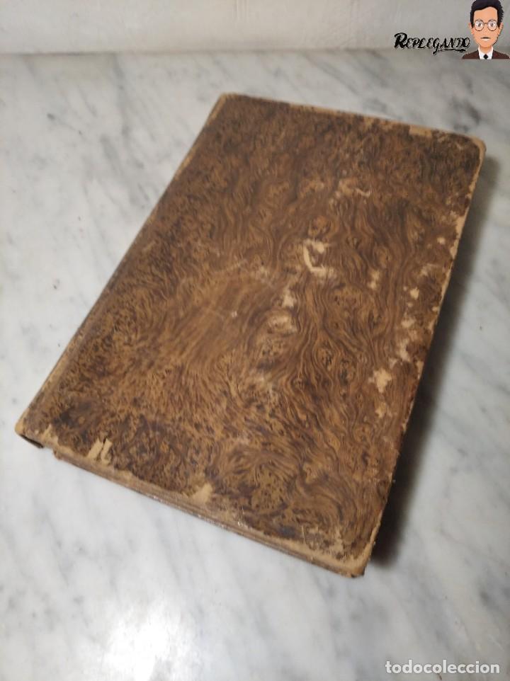 Libros antiguos: ÁLBUM PINTORESCO UNIVERSAL (1842) TOMO PRIMERO - SIGLO XIX - EDITOR FRANCISCO OLIVA - BARCELONA - Foto 37 - 241730585