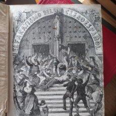 Libros antiguos: EL FANATISMO DEL CLERO ESPAÑOL Y LAS VÍCTIMAS DE LA REPÚBLICA, BARCELONA, EDUARDO GONZALEZ, 1869. Lote 241853230