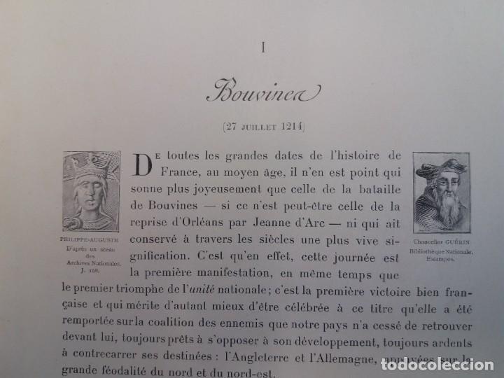 Libros antiguos: EXCELENTE Y PRECIOSO LIBRO LOS CAMPOS DE BATALLA DE FRANCIA MODERNISTA MAS DE 120 AÑOS - Foto 21 - 241953365