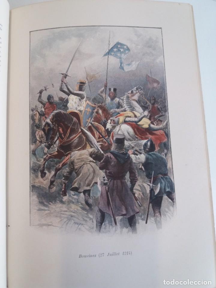 Libros antiguos: EXCELENTE Y PRECIOSO LIBRO LOS CAMPOS DE BATALLA DE FRANCIA MODERNISTA MAS DE 120 AÑOS - Foto 24 - 241953365
