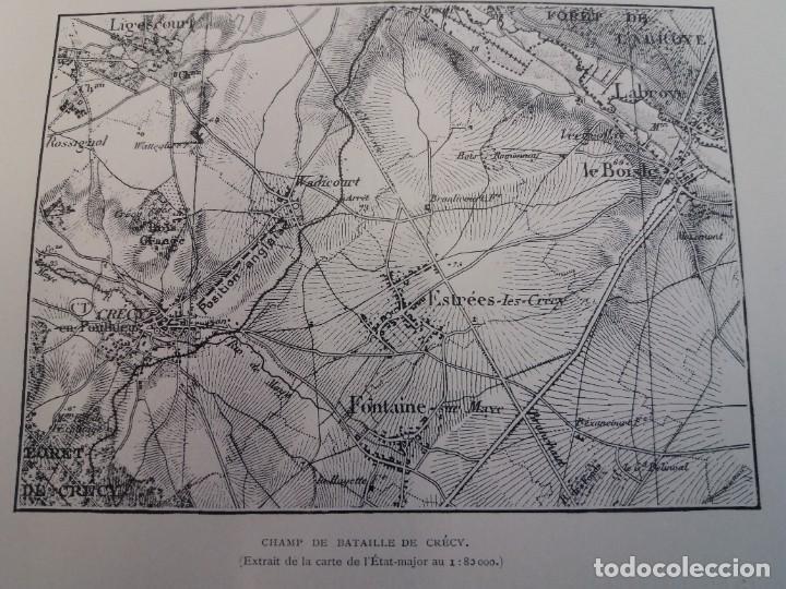 Libros antiguos: EXCELENTE Y PRECIOSO LIBRO LOS CAMPOS DE BATALLA DE FRANCIA MODERNISTA MAS DE 120 AÑOS - Foto 27 - 241953365