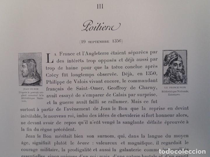 Libros antiguos: EXCELENTE Y PRECIOSO LIBRO LOS CAMPOS DE BATALLA DE FRANCIA MODERNISTA MAS DE 120 AÑOS - Foto 28 - 241953365