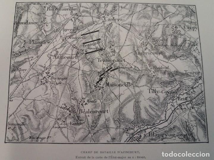 Libros antiguos: EXCELENTE Y PRECIOSO LIBRO LOS CAMPOS DE BATALLA DE FRANCIA MODERNISTA MAS DE 120 AÑOS - Foto 30 - 241953365