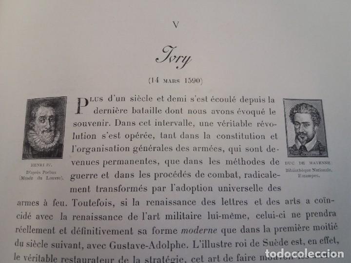 Libros antiguos: EXCELENTE Y PRECIOSO LIBRO LOS CAMPOS DE BATALLA DE FRANCIA MODERNISTA MAS DE 120 AÑOS - Foto 31 - 241953365