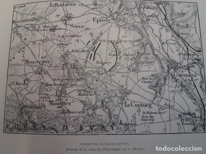 Libros antiguos: EXCELENTE Y PRECIOSO LIBRO LOS CAMPOS DE BATALLA DE FRANCIA MODERNISTA MAS DE 120 AÑOS - Foto 32 - 241953365