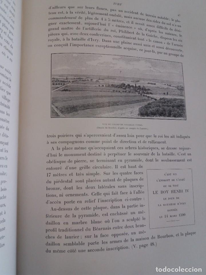 Libros antiguos: EXCELENTE Y PRECIOSO LIBRO LOS CAMPOS DE BATALLA DE FRANCIA MODERNISTA MAS DE 120 AÑOS - Foto 33 - 241953365