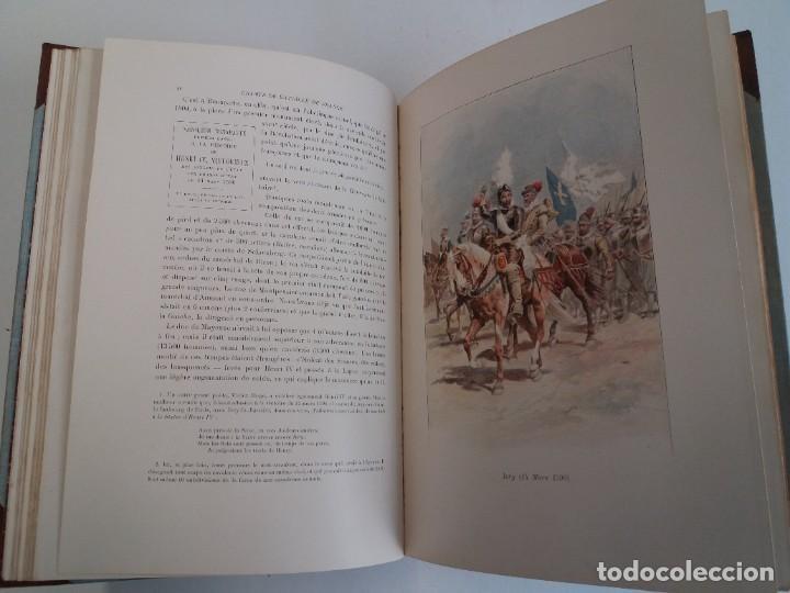 Libros antiguos: EXCELENTE Y PRECIOSO LIBRO LOS CAMPOS DE BATALLA DE FRANCIA MODERNISTA MAS DE 120 AÑOS - Foto 34 - 241953365