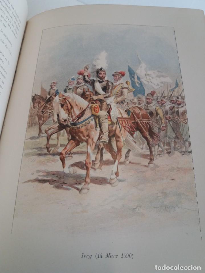 Libros antiguos: EXCELENTE Y PRECIOSO LIBRO LOS CAMPOS DE BATALLA DE FRANCIA MODERNISTA MAS DE 120 AÑOS - Foto 35 - 241953365