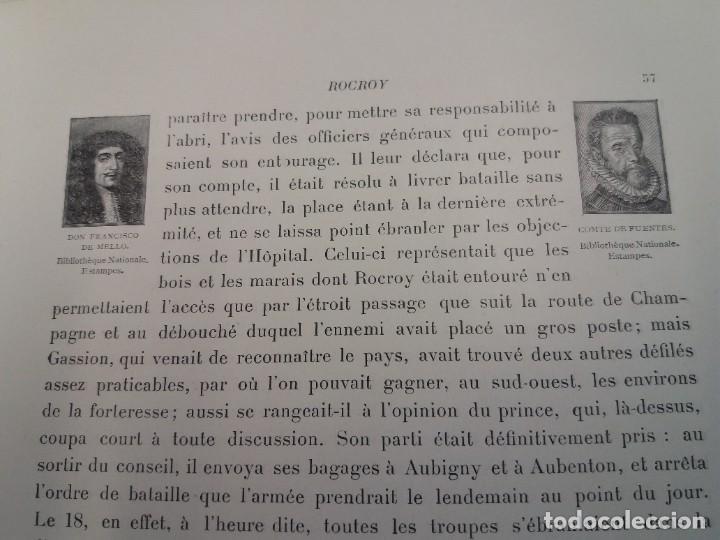 Libros antiguos: EXCELENTE Y PRECIOSO LIBRO LOS CAMPOS DE BATALLA DE FRANCIA MODERNISTA MAS DE 120 AÑOS - Foto 37 - 241953365