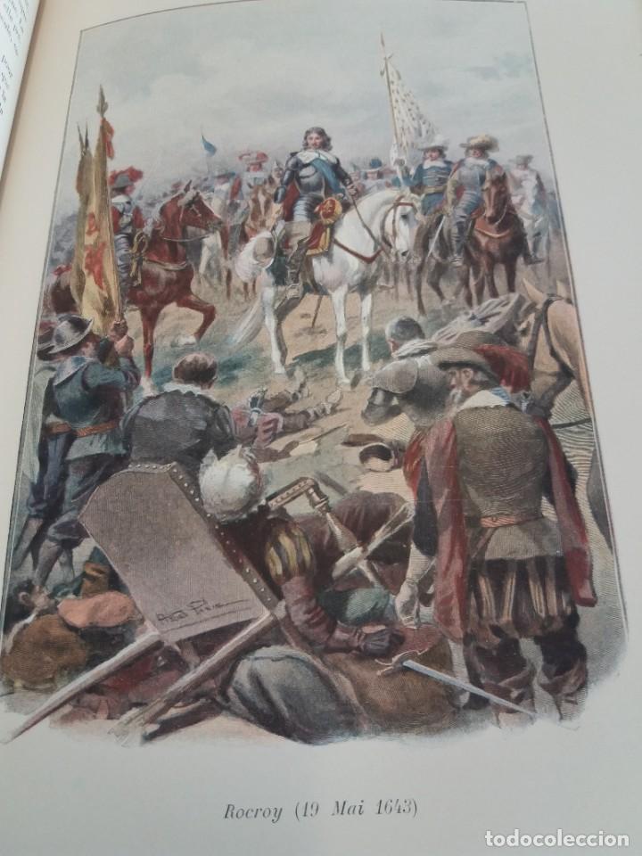 Libros antiguos: EXCELENTE Y PRECIOSO LIBRO LOS CAMPOS DE BATALLA DE FRANCIA MODERNISTA MAS DE 120 AÑOS - Foto 39 - 241953365