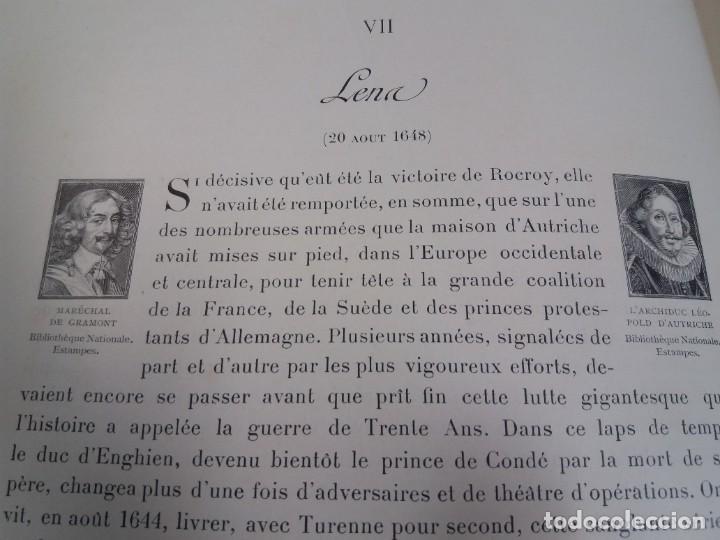 Libros antiguos: EXCELENTE Y PRECIOSO LIBRO LOS CAMPOS DE BATALLA DE FRANCIA MODERNISTA MAS DE 120 AÑOS - Foto 40 - 241953365
