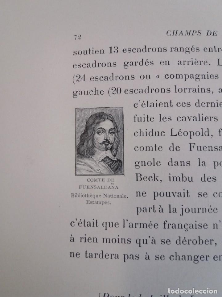 Libros antiguos: EXCELENTE Y PRECIOSO LIBRO LOS CAMPOS DE BATALLA DE FRANCIA MODERNISTA MAS DE 120 AÑOS - Foto 42 - 241953365