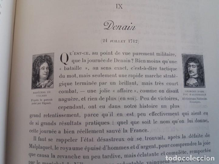 Libros antiguos: EXCELENTE Y PRECIOSO LIBRO LOS CAMPOS DE BATALLA DE FRANCIA MODERNISTA MAS DE 120 AÑOS - Foto 45 - 241953365