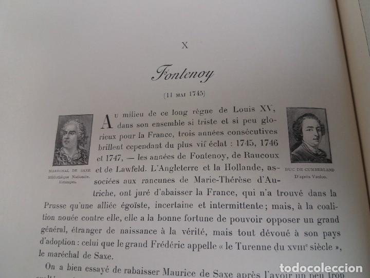 Libros antiguos: EXCELENTE Y PRECIOSO LIBRO LOS CAMPOS DE BATALLA DE FRANCIA MODERNISTA MAS DE 120 AÑOS - Foto 47 - 241953365