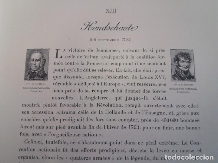 Libros antiguos: EXCELENTE Y PRECIOSO LIBRO LOS CAMPOS DE BATALLA DE FRANCIA MODERNISTA MAS DE 120 AÑOS - Foto 56 - 241953365