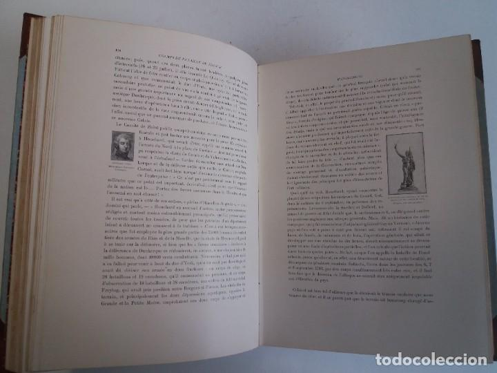 Libros antiguos: EXCELENTE Y PRECIOSO LIBRO LOS CAMPOS DE BATALLA DE FRANCIA MODERNISTA MAS DE 120 AÑOS - Foto 57 - 241953365