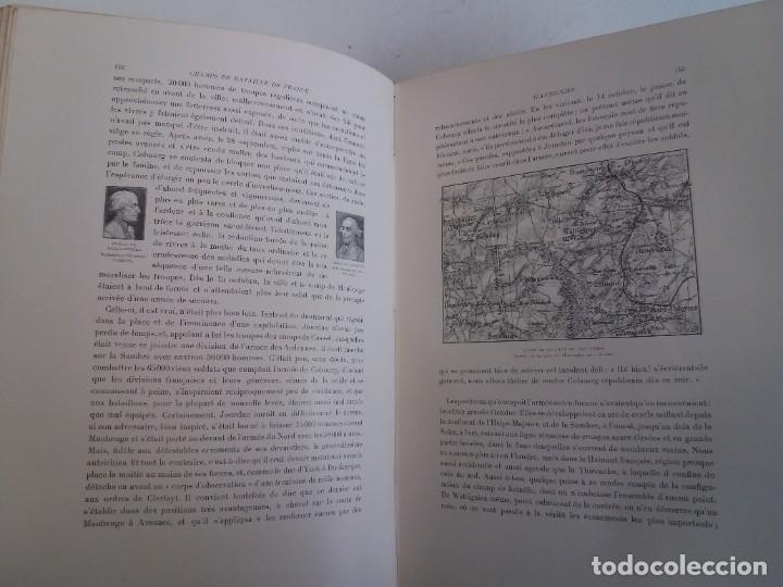Libros antiguos: EXCELENTE Y PRECIOSO LIBRO LOS CAMPOS DE BATALLA DE FRANCIA MODERNISTA MAS DE 120 AÑOS - Foto 60 - 241953365