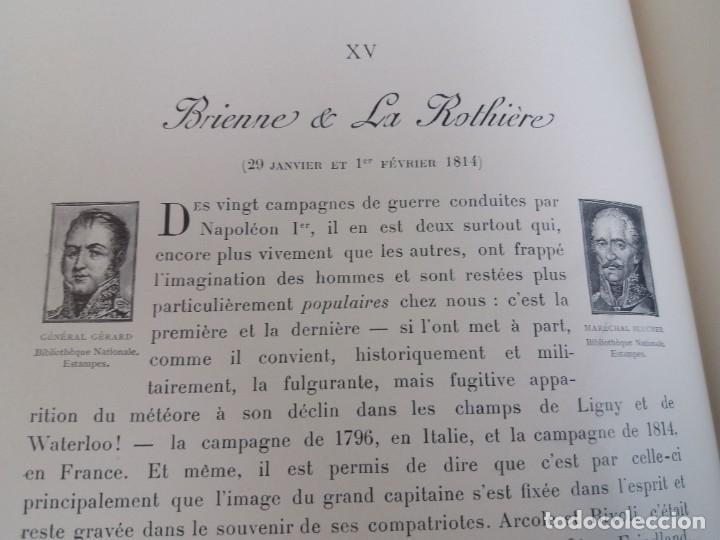 Libros antiguos: EXCELENTE Y PRECIOSO LIBRO LOS CAMPOS DE BATALLA DE FRANCIA MODERNISTA MAS DE 120 AÑOS - Foto 62 - 241953365